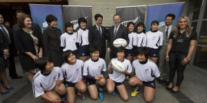 NZ, Japan roll out ELT+rugby course prior to world cup