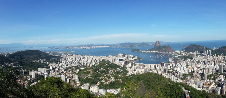 Rio de Janeiro, Brazil. Brazil is one of the four emerging markets identified in the WES study. Photo: Flickr/José Fernandez Jr.