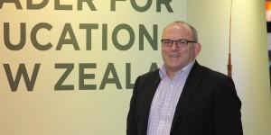 Grant McPherson, CEO, Education New Zealand