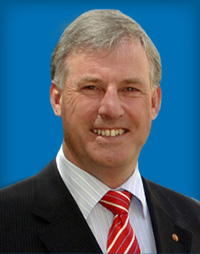 Tourism and International Education Minister Richard Colbeck