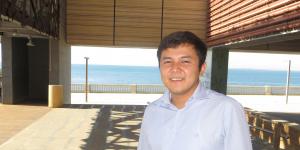 Bolushbek Abdyjaparov, World of Education, Kyrgyzstan