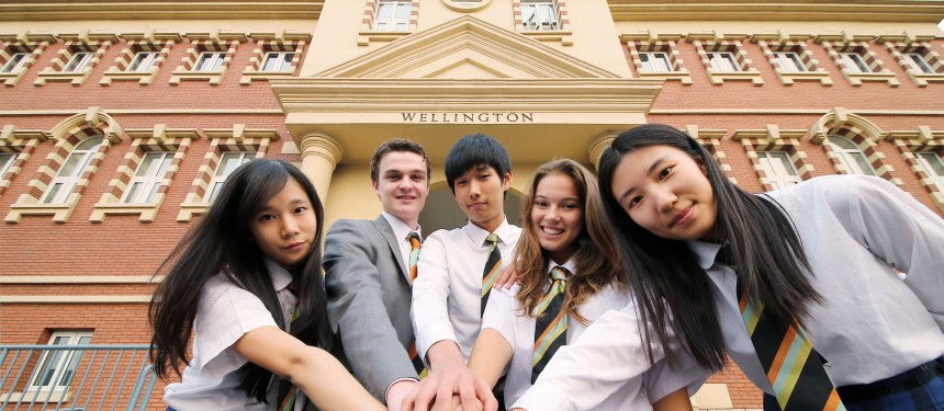 Wellington College International Tianjin. China now has 526 English-medium international school. Photo: International School Consultancy