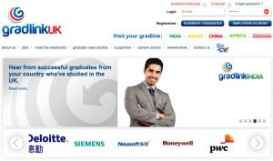 UWE Bristol's GradLink website