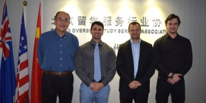 StudentMarketing & BOSSA MoU on China study opps