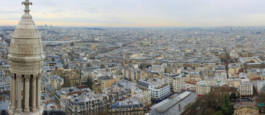 Paris has been named the best city in the world for students for the fourth year running by QS. Photo: Flickr/jarnold221.