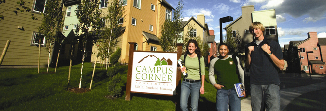 Many community colleges are expanding their student services for international students, including accommodation. Photo: Green River Community College.