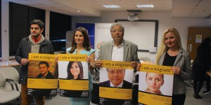 Global campaign 'i am a migrant'  launches