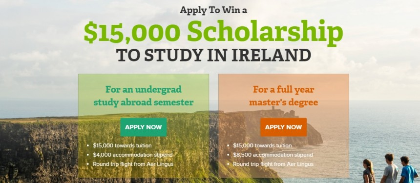 The scholarships will be provided to one undergraduate and one master's student. Photo: gooverseas.com