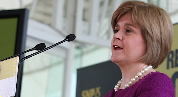 For the first time, Scotland's First Minister Nicola Sturgeon has called for the reinstatement of post-study work. Photo:  Flickr/Ewan McIntosh.
