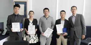 China: 100 agents certified by BOSSA, ICEF