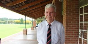 Bill Annandale, St John's College, Zimbabwe