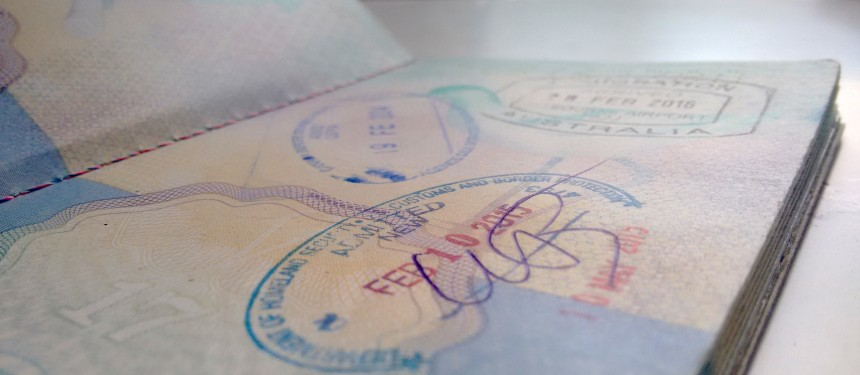 Nationals of VWP countries who have travelled to Iran, Iraq, Sudan or Syria since March 2011 must also apply for a visa. Photo: The PIE News.