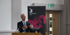 Study abroad supports UK's soft power campaign, says former Universities Minister