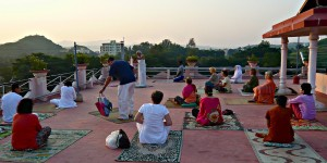 Modi: Stretch yoga PhDs to foreign students