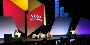 NAFSA: international educators told to combat 'unwelcoming rhetoric'