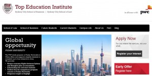 Aus: PwC acquires 15% of TOP Education