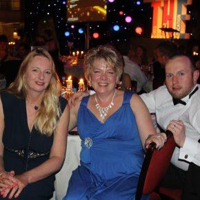 Emma Frearson, Bryony Blinman and Martyn Edwards