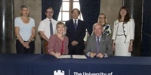 Kaplan partners with University of Nottingham