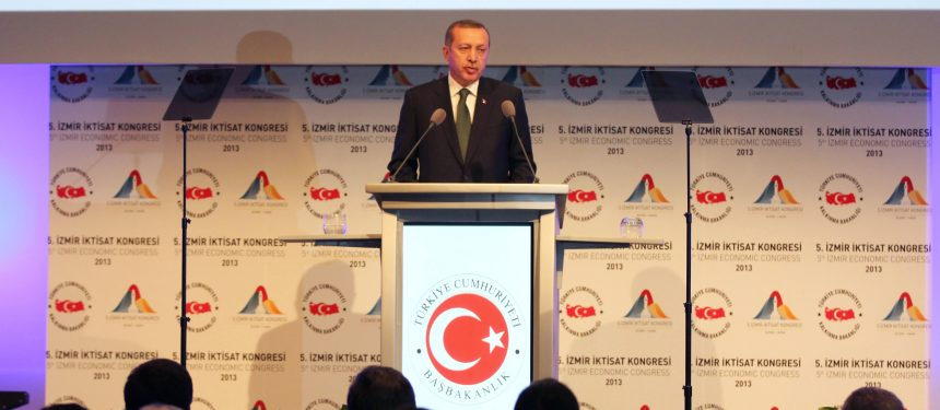 Turkish President Recep Tayyip Erdoğan. Photo: flickr/World Bank