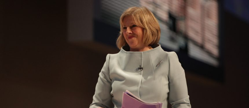 UK Prime Minister Theresa May, who is thought to be planning further restrictions to student visas. Photo: Conservatives/Paul Toeman.