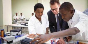 Germany pledges more funds for Rwanda VET