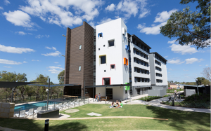 Photo: Campus Living Villages