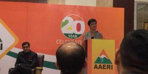 India: AAERI celebrates 20 years