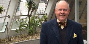 Ewen Mackenzie-Bowie, Chairman, English New Zealand