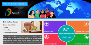 India: gov aims to track students abroad
