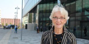 Marlene Johnson, executive director & CEO, NAFSA