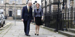 Scotland: EU student funding pledged for 2017
