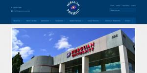 California college barred from int'l recruitment