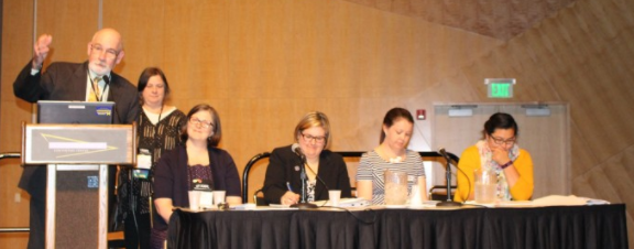 Representatives from SEVP discussed upcoming guidance at the NAFSA conference in Denver this year.