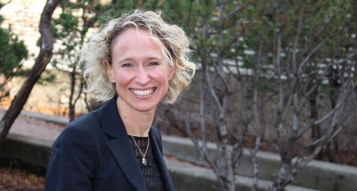 Wendy Luther, CEO of EduNova in Nova Scotia