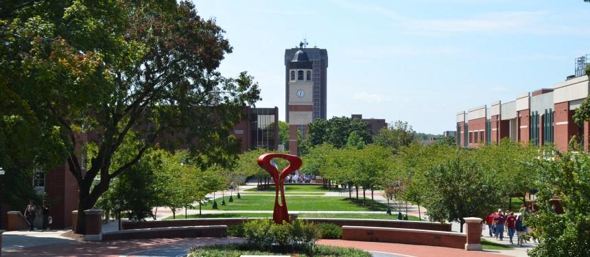 Western Kentucky University campus Photo: wikicommons/Bbadgett