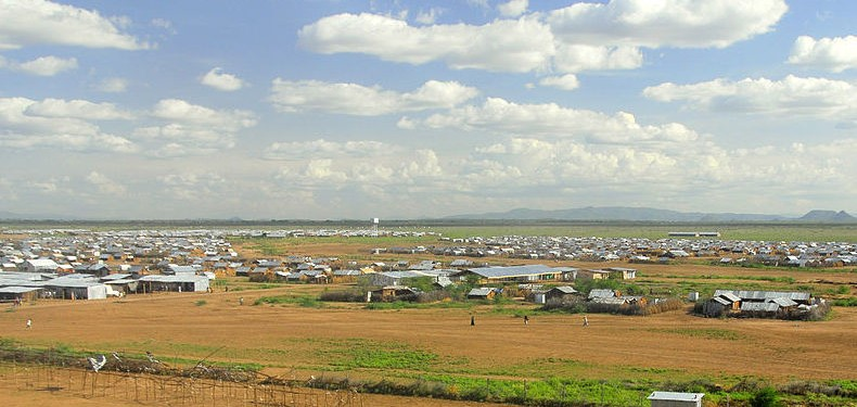 Kakuma refugee camp in Kenya. Photo: Wikicommons/Mr.matija.kovac.