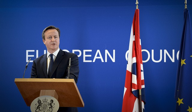 Prime Minster David Cameron recently announced the referendum to decide the UK's membership in the European Union will be held June 23. Photo: Number 10