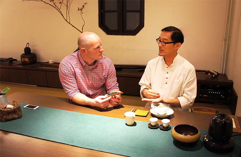 tea making Taiwan