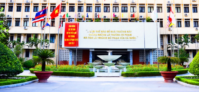 Hanoi National University of Education (pictured), one of the universities under the Ministry's umbrella. Photo: english.hnue.edu.vn