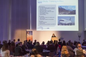 A McMillan Cooper event in 2015 looking at how HE institutions can mitigate travel risk