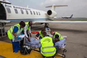 Sometimes immediate medical help is needed. Photo: International SOS.