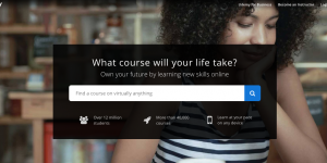 Udemy secures $60m from South Africa's Naspers