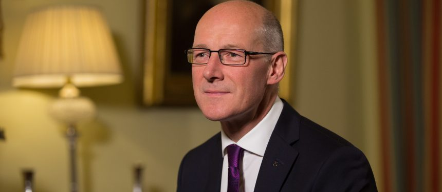 The panel of international experts were appointed by Deputy First Minister and Cabinet Member for Education, John Swinney (pictured) in May of this year. Photo: Scottish Government