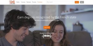 France: MOOC platform OpenClassrooms secures €6m in funding