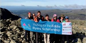 English UK team completes Three Peaks challenge