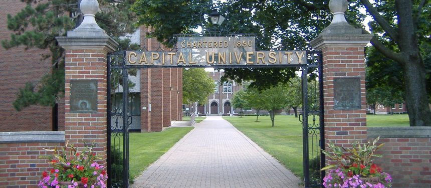 The partnership with Capital University in Columbus, Ohio will allow the school access to Bridge's global agency network. Photo: Wikicommons