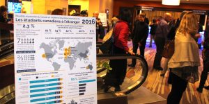 Canada: study abroad figures drop, despite reported interest