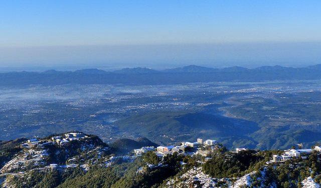 India Chopras, Himalayas, university