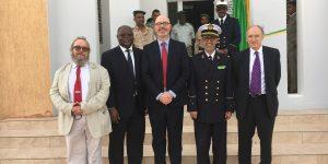 TVET UK opens language institute in Mauritania