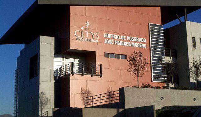 CETYS universidad campus in Mexico